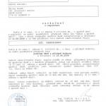 Osvědčení o registraci